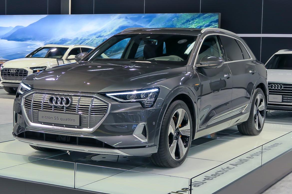 Audi Etron Sets High Expectations For Future Of Electric SUVs - Audi future cars