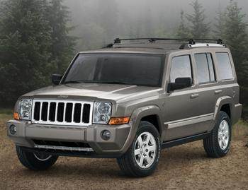 2008 jeep commander our review. Cars Review. Best American Auto & Cars Review