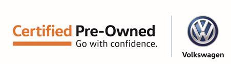 Volkswagen Certified Pre-Owned Program logo