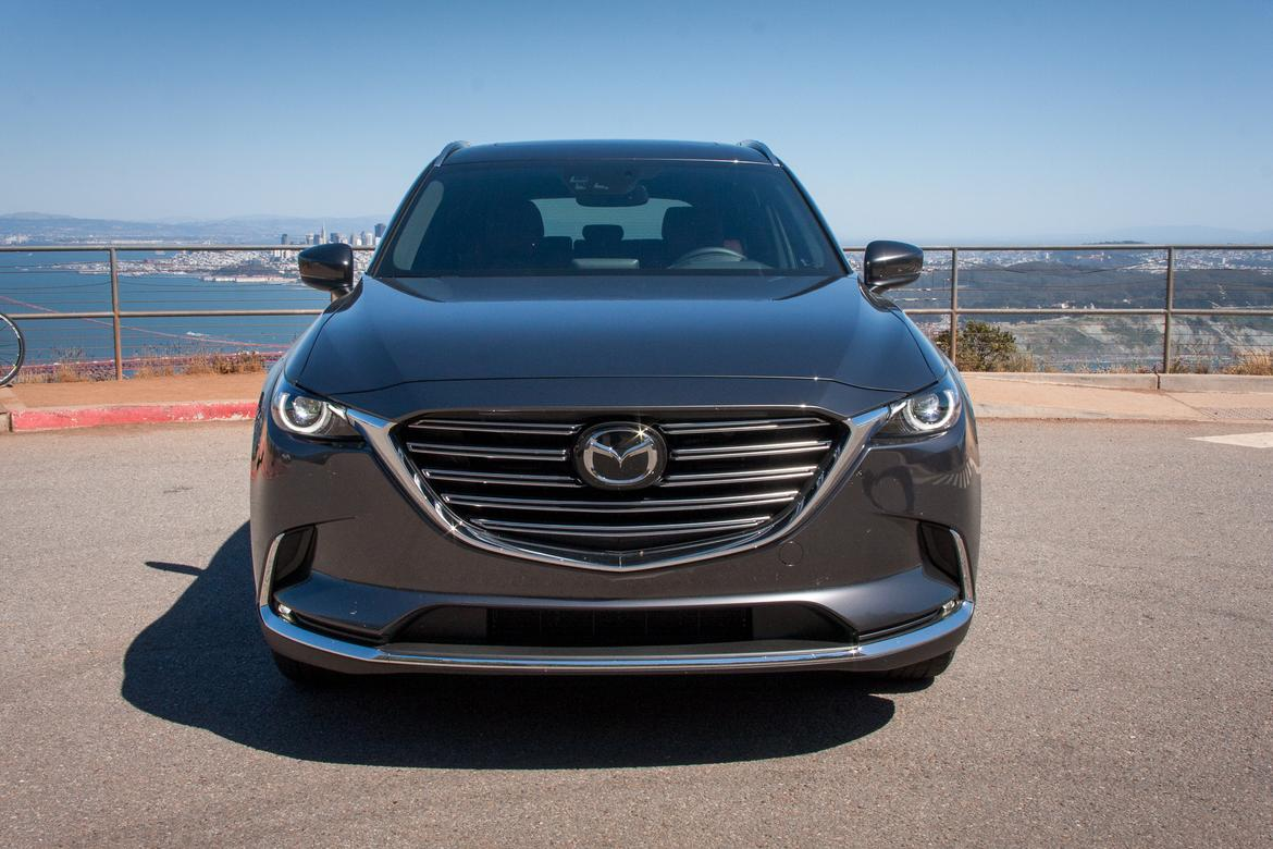 2018 Cx9 >> 2018 Mazda Cx 9 What S Changed News Cars Com