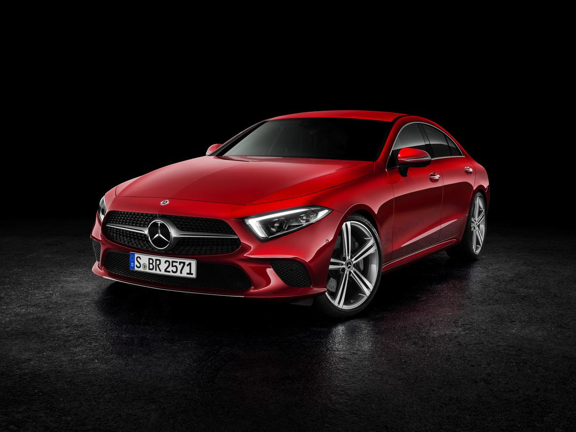01-<a href=mercedes.php > <a href=mercedes.php > Mercedes </a> </a>-benz-cls-2019-angle--exterior--front--red--studio.jp