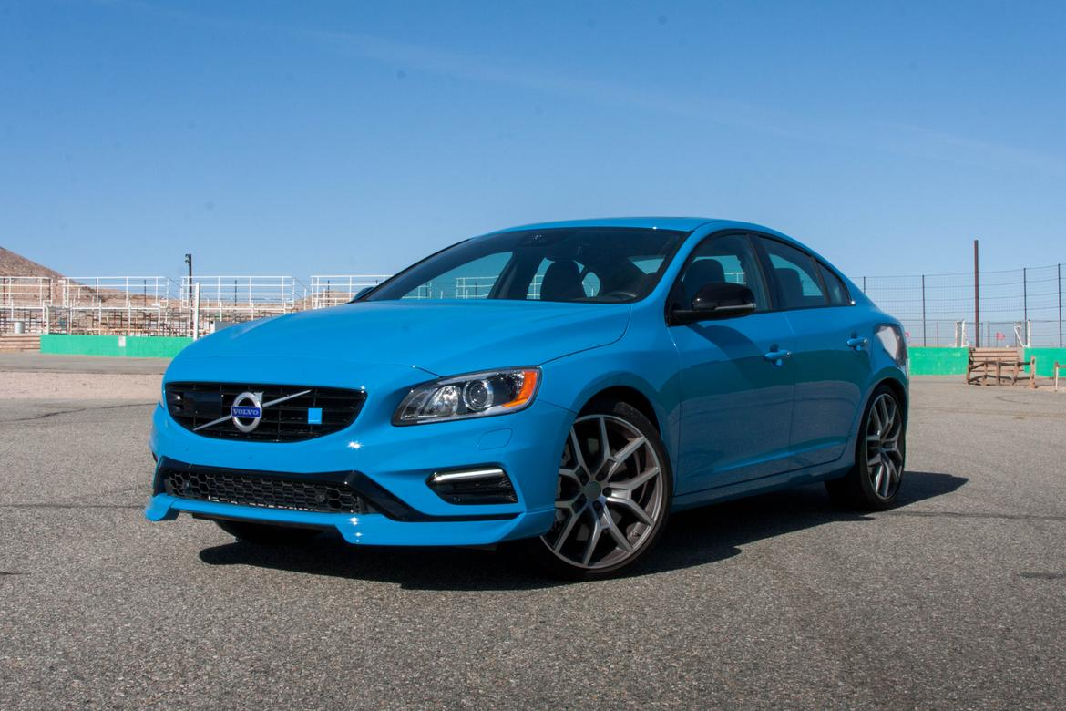 2016 volvo s60 polestar review photo gallery news. Black Bedroom Furniture Sets. Home Design Ideas