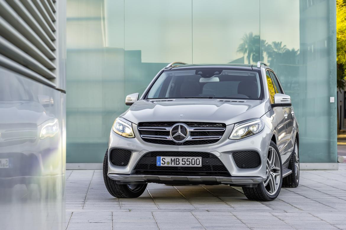 2016 mercedes benz gle class first look news. Black Bedroom Furniture Sets. Home Design Ideas