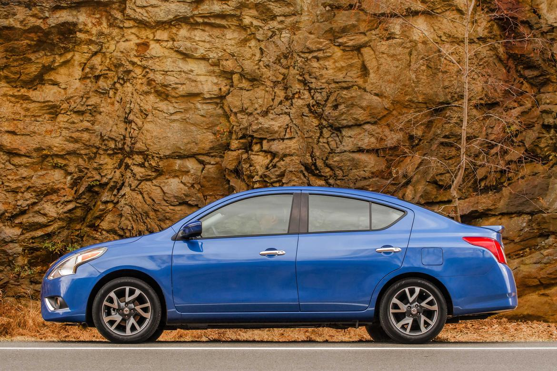 2016 Nissan Versa, Versa Note: What's Changed | News | Cars.com
