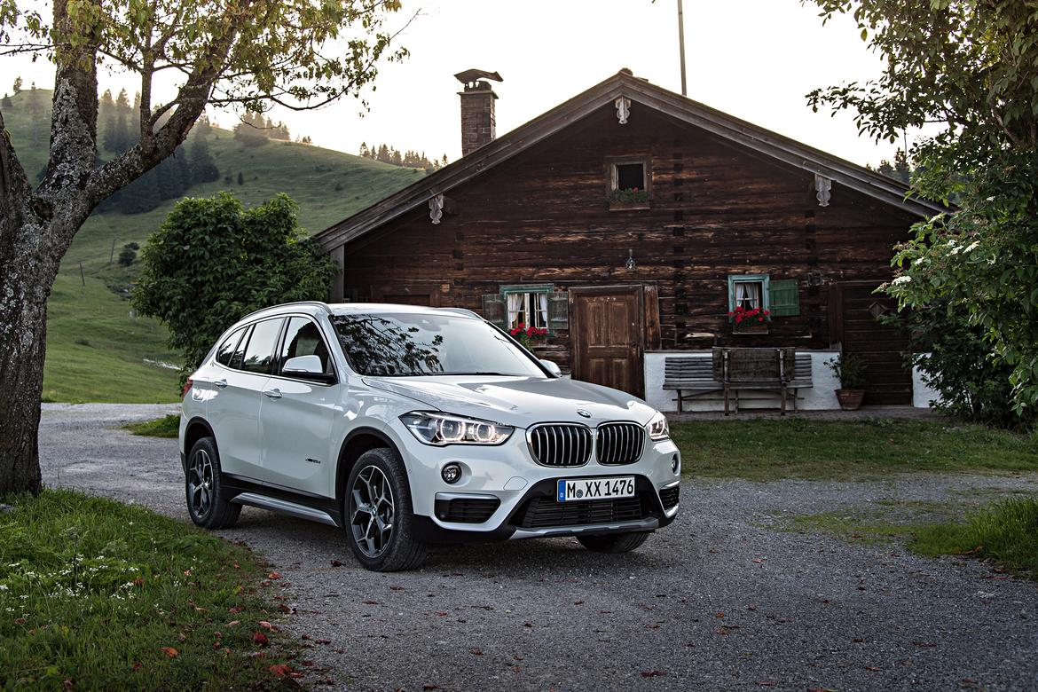 2017 Bmw X1 Best Deal For Luxury Cars
