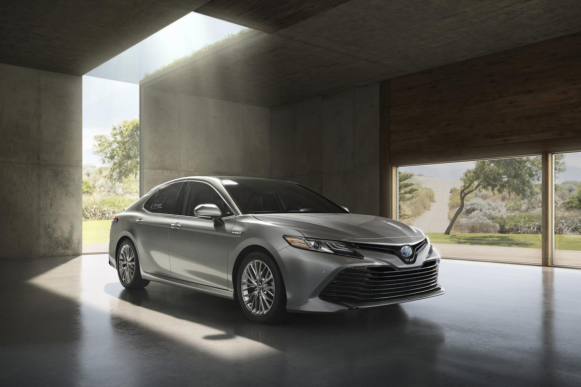 America's favorite auto  tries to liven up — New Toyota Camry