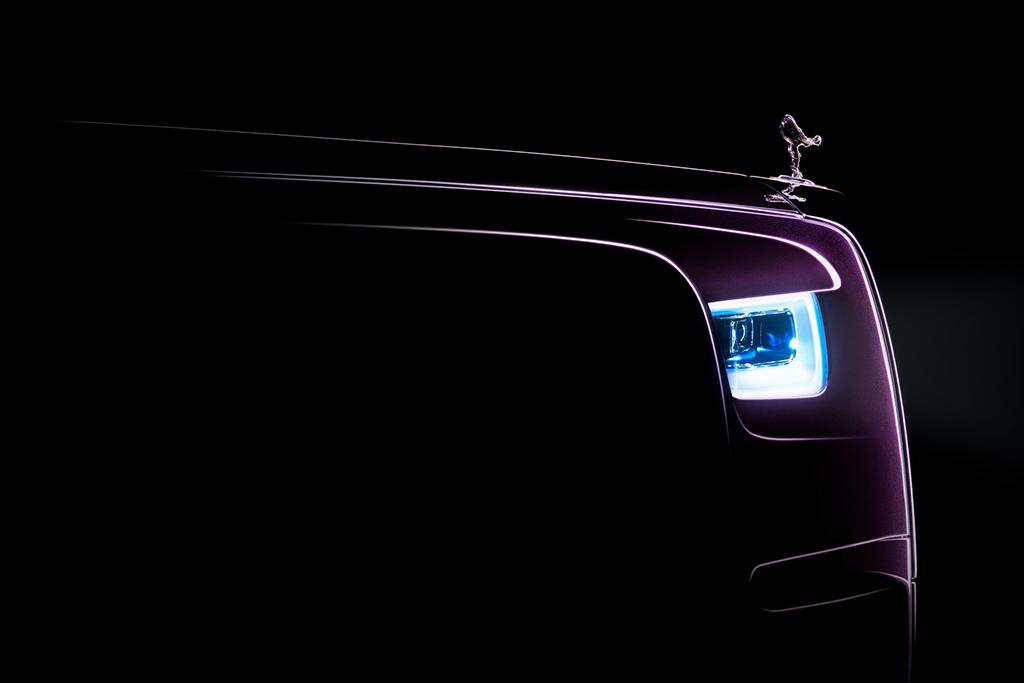 Rolls-Royce Teases New Phantom Before 'The Great Eight Phantoms' Event