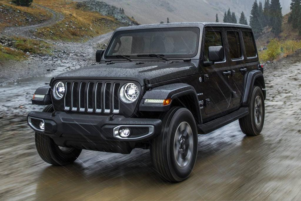 Off Road Jeep >> Sponsored Top 5 Best Off Road Destinations For You And Your All New