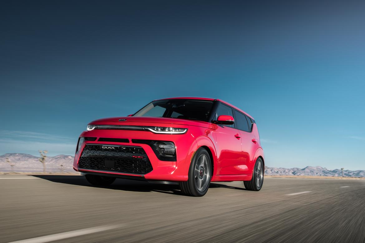 2020 Kia Soul More Flavors Of Cute Non Manual Guide