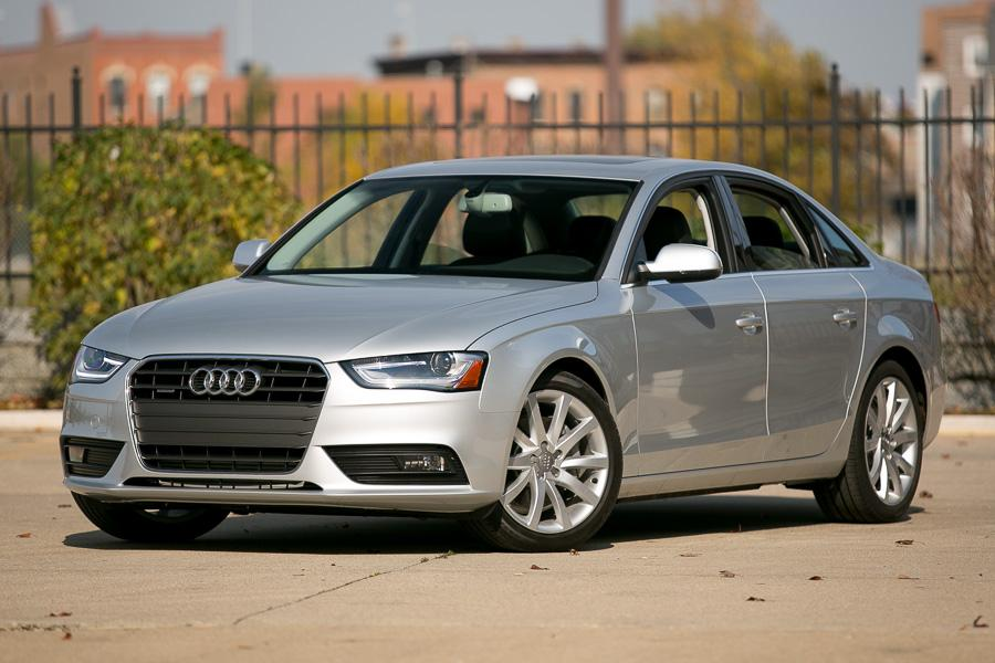 2013 audi a4 our review. Black Bedroom Furniture Sets. Home Design Ideas