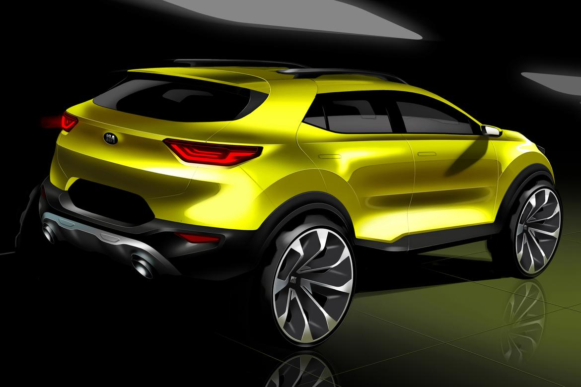 kia plans new stonic subcompact suv news. Black Bedroom Furniture Sets. Home Design Ideas