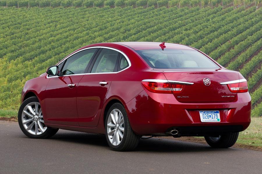2012 Buick Verano Our Review Cars Com