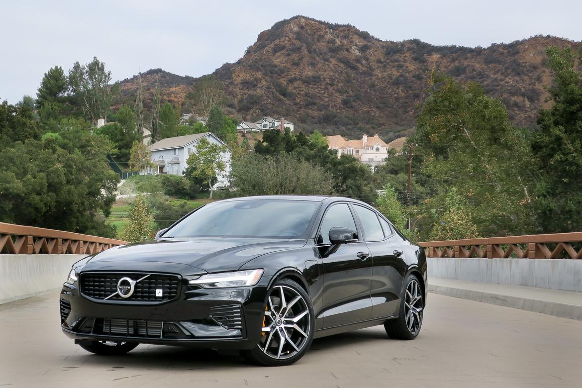 2019 volvo s60 first drive  like catching up with an old friend