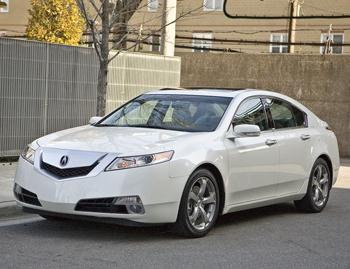 2010 acura tl our review. Black Bedroom Furniture Sets. Home Design Ideas