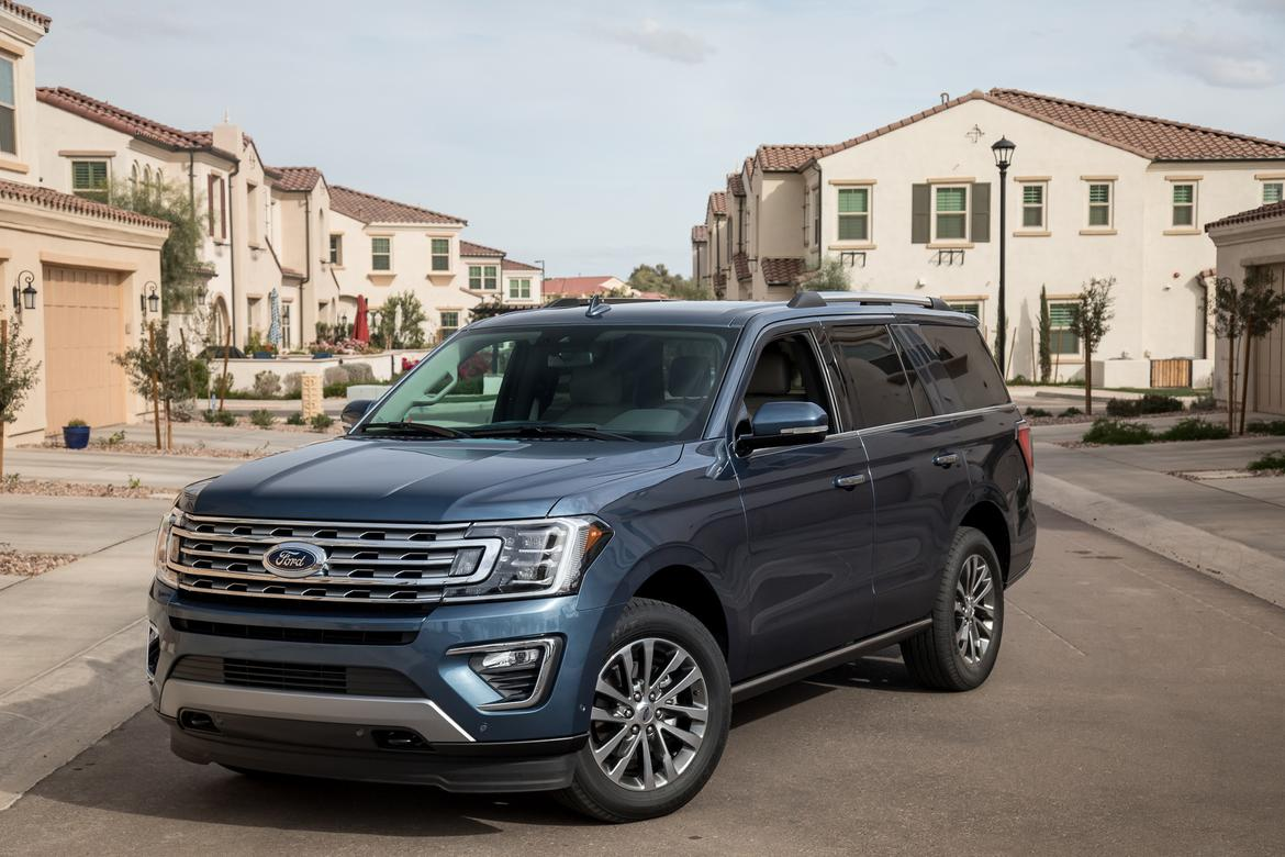 35 Full Size Suv Challenge Ford Expedition Limited