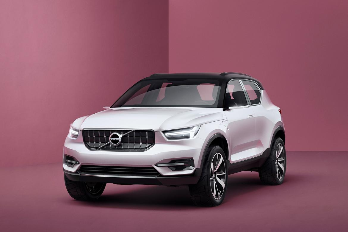 All Types all cars : Volvo Confirms All-New XC40 Small SUV | News | Cars.com