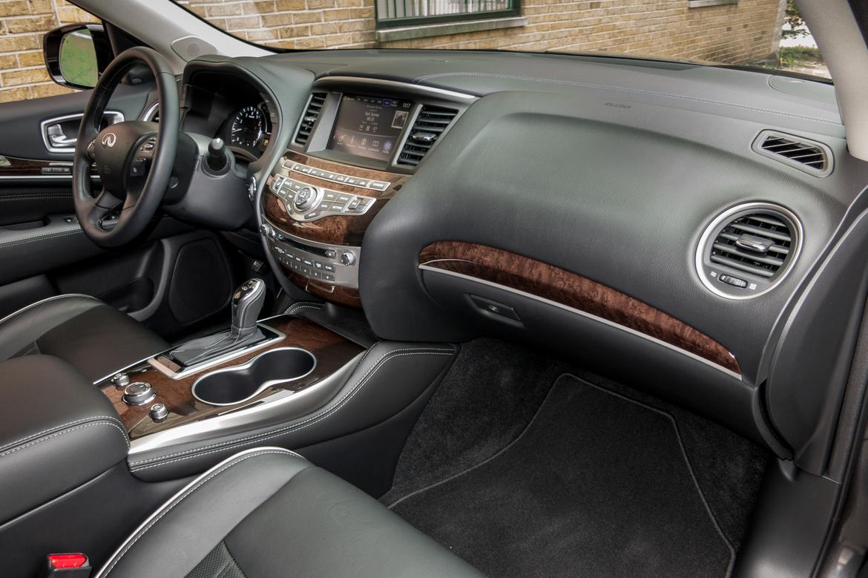 2017 INFINITI QX60 - Our Review   Cars.com