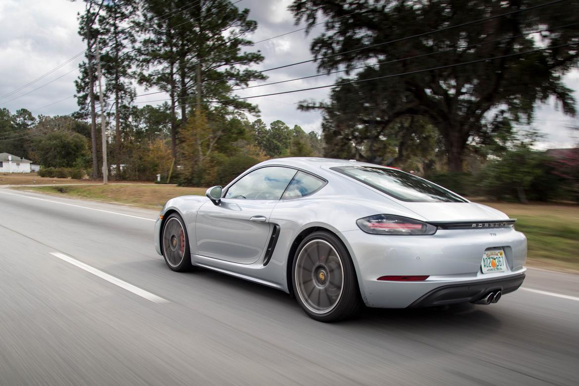 Innovative 2017 Porsche 718 Cayman S Review Photo Gallery  News