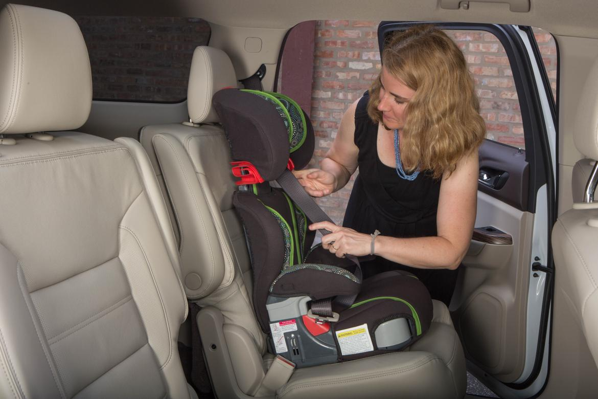 what's the best three-row suv for car seats? | news | cars