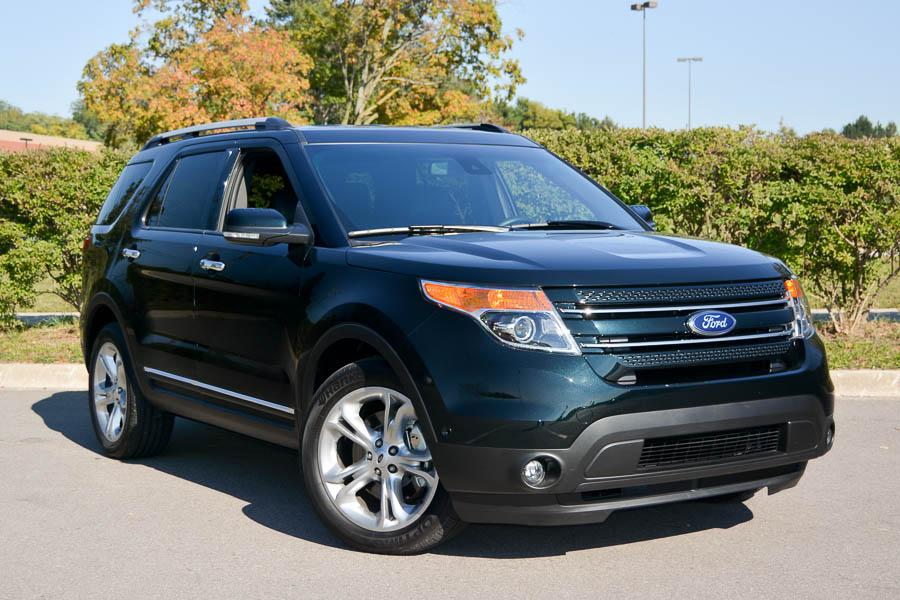 our view 2015 ford explorer