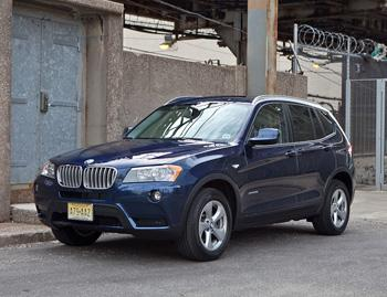 2011 bmw x3 our review. Black Bedroom Furniture Sets. Home Design Ideas