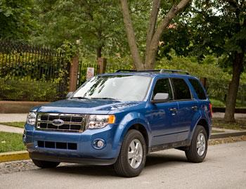 2010 ford escape our review. Black Bedroom Furniture Sets. Home Design Ideas