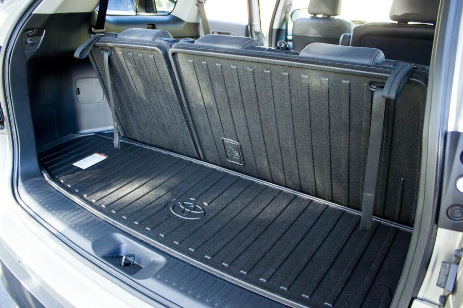 toyota highlander interior dimensions toyota highlander. Black Bedroom Furniture Sets. Home Design Ideas