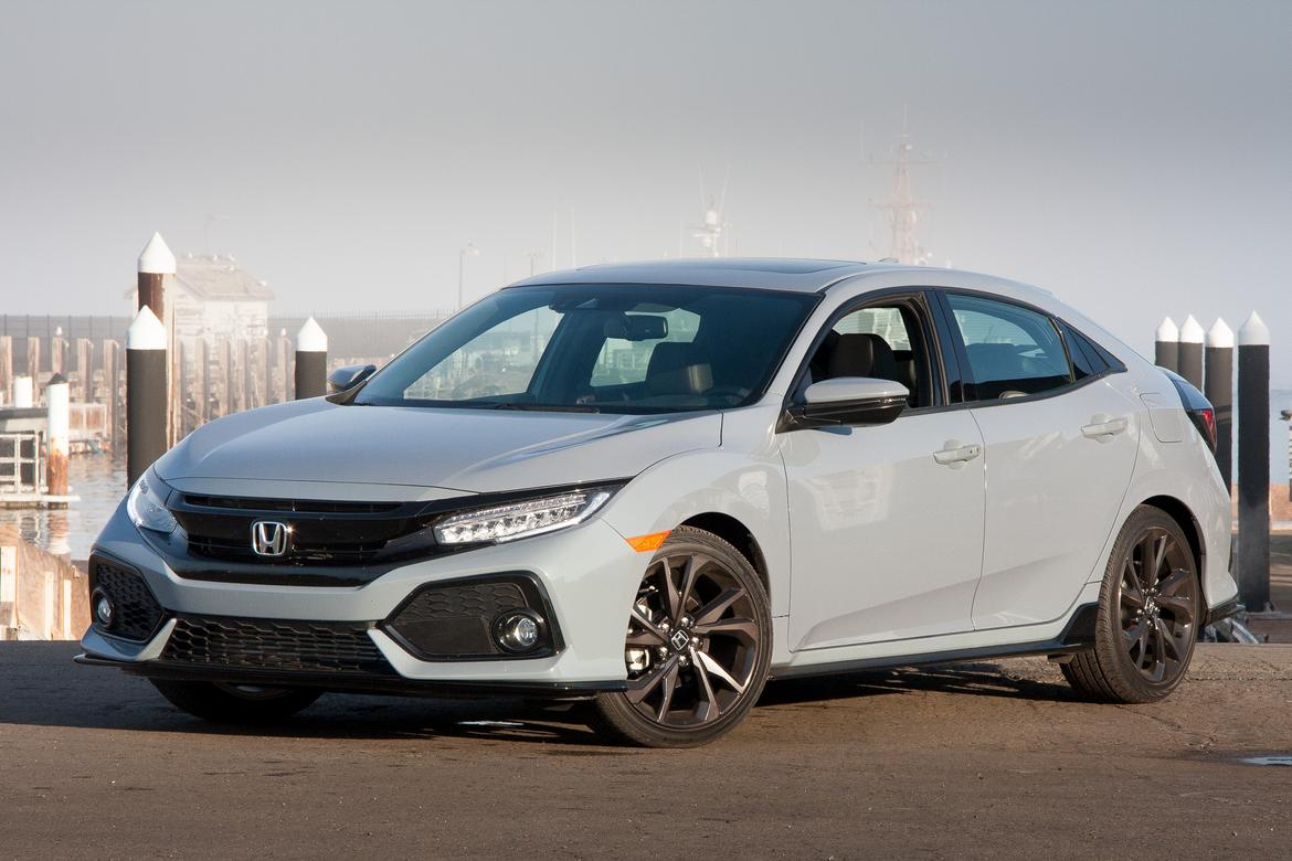 Which To 2017 Honda Civic Sedan Or Hatchback