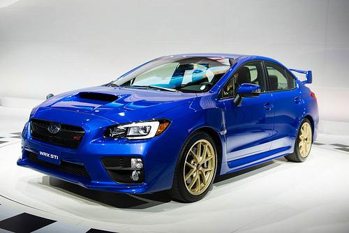 2015 subaru wrx sti launch edition available for three months news. Black Bedroom Furniture Sets. Home Design Ideas