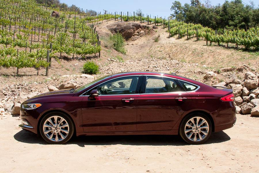 2017 ford fusion our review. Black Bedroom Furniture Sets. Home Design Ideas