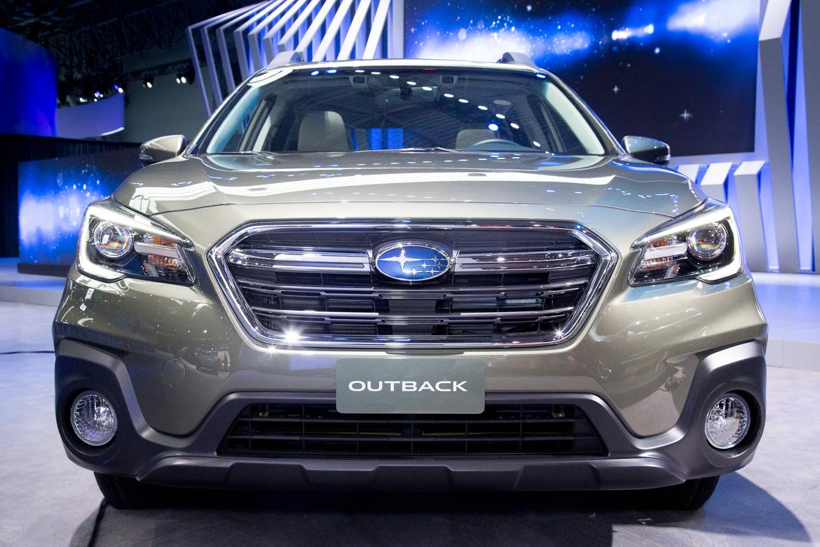 Subaru outback sport utility models price specs reviews cars subaru outback articles vanachro Images