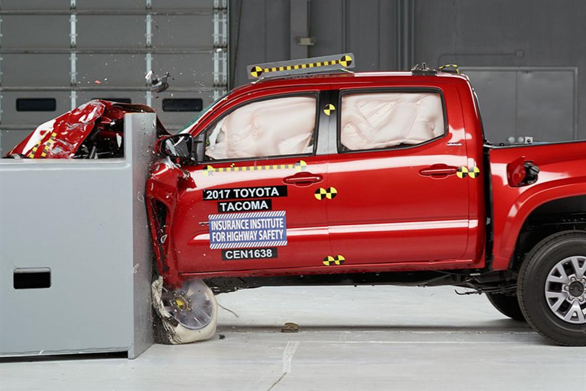 4 Trucks Earn Good Safety Ratings From Iihs