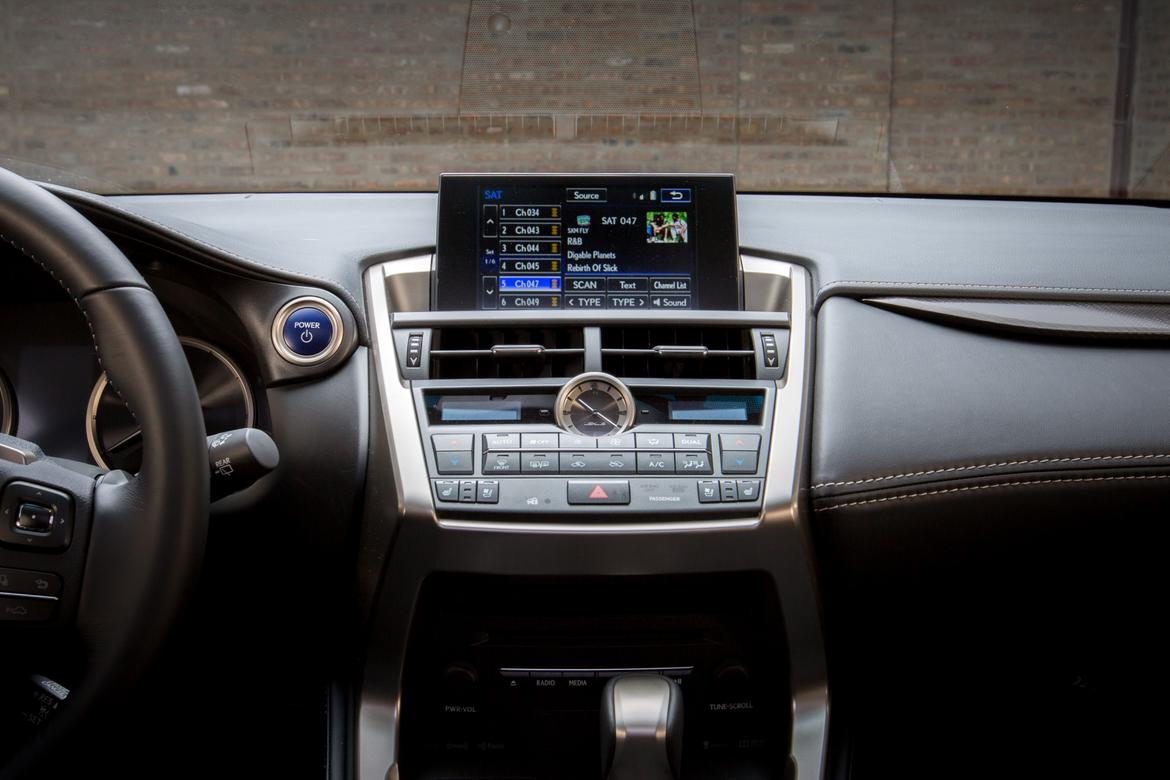 Lexus App Suite >> Lexus NX 300h Remote Touch Hits Sore Spot | News | Cars.com