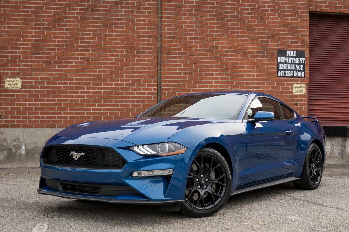 All Types mustang pictures : 2018 Ford Mustang - Our Review | Cars.com