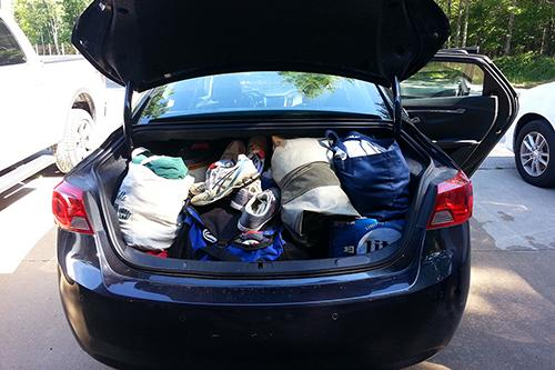 The Garage Test What Fits In Our Long Term Chevy Impala S