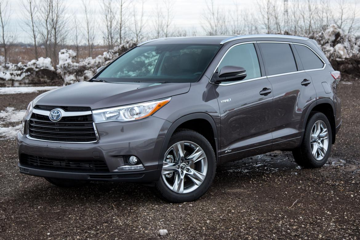 2016 toyota highlander hybrid review news. Black Bedroom Furniture Sets. Home Design Ideas