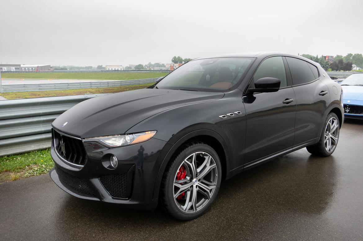 Here S Everything We Know About The 2019 Maserati Levante Gts News Cars