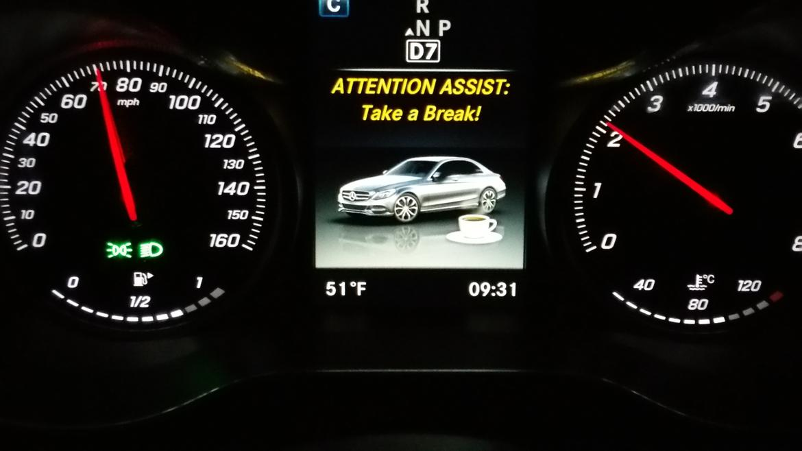 Drowsy Driver Detection Systems Sense When You Need A