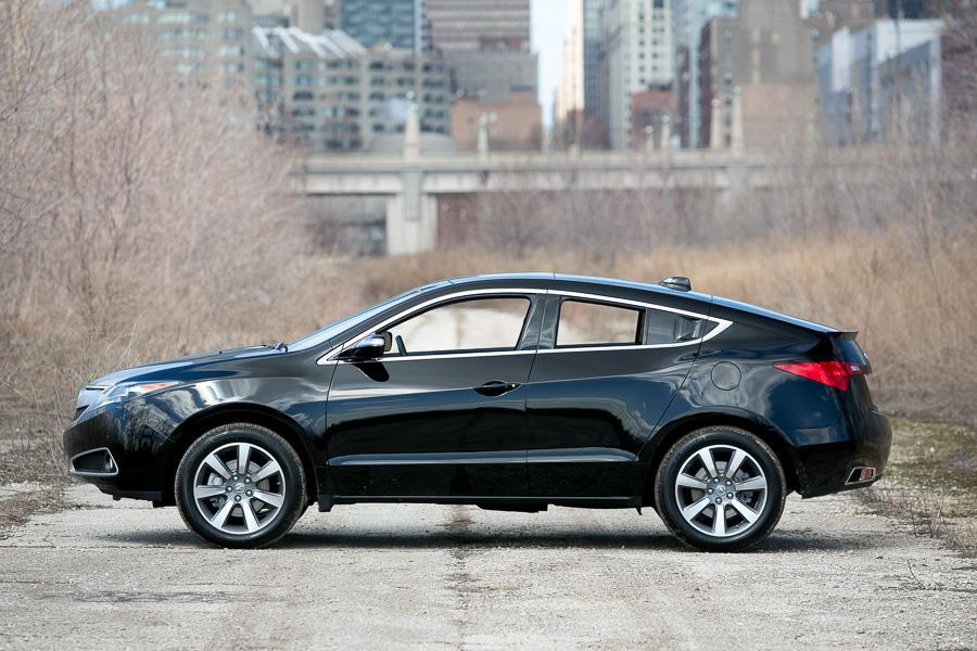 Acura Zdx Our Review Cars Com