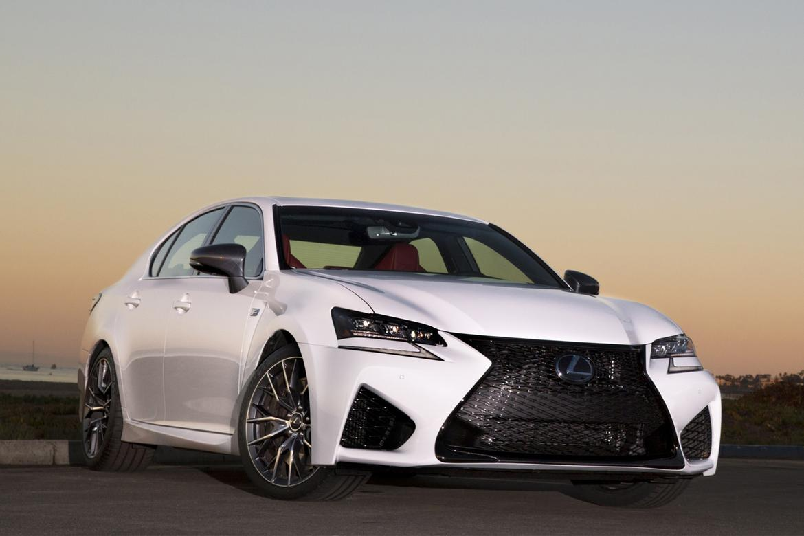 2016 Lexus Gs F First Look News Cars Com