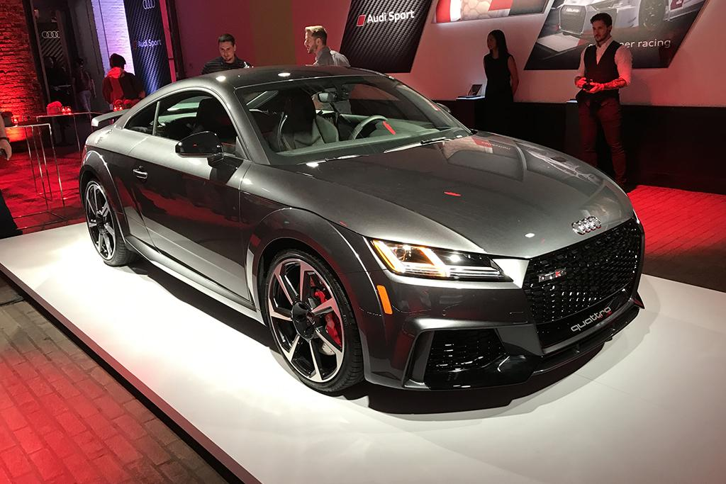 Audi Says 8 More Rs Or R Models Coming In Next 2 Years