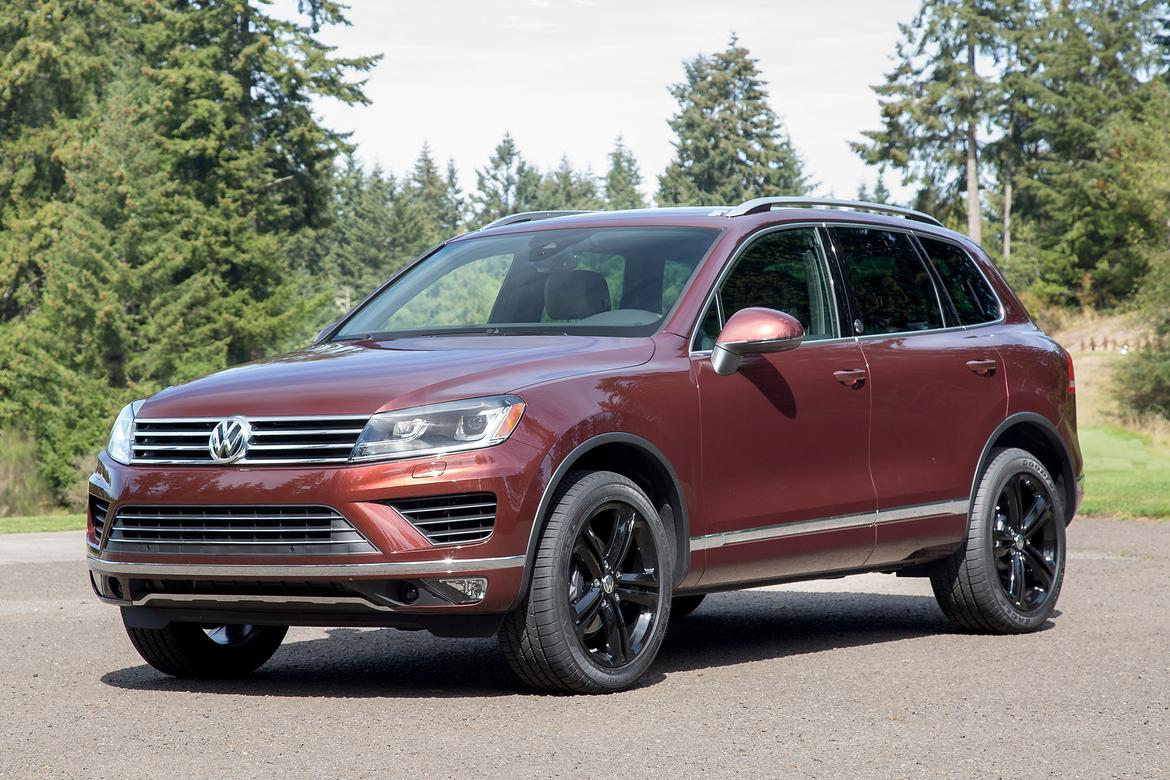 Volkswagen Touareg Axed From US Lineup, Report Says