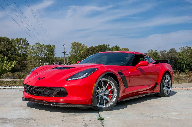 2018 Zo6 For Sale >> 2018 Chevrolet Corvette - Our Review | Cars.com