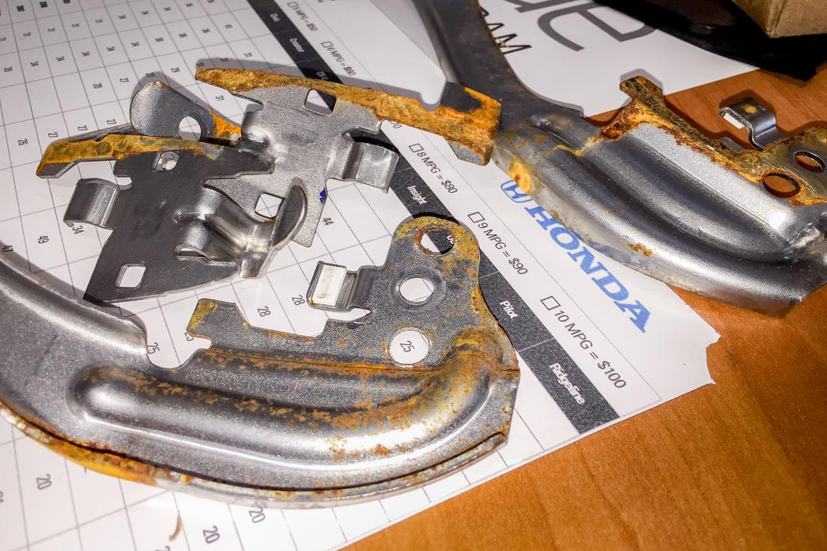 2015 Honda Fit & Honda Fit Door Handles Rust at 11000 Miles | News | Cars.com Pezcame.Com
