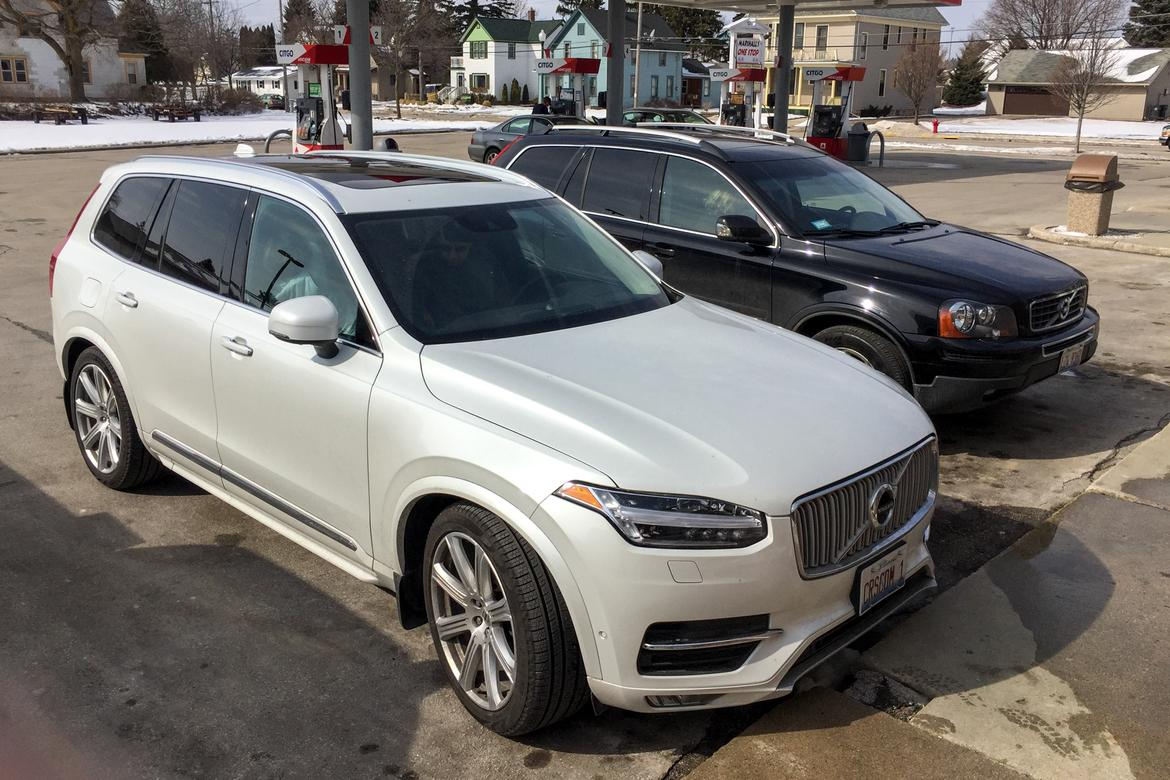 Four Things A 2009 Volvo Xc90 Owner Would Change With The 2016 Model