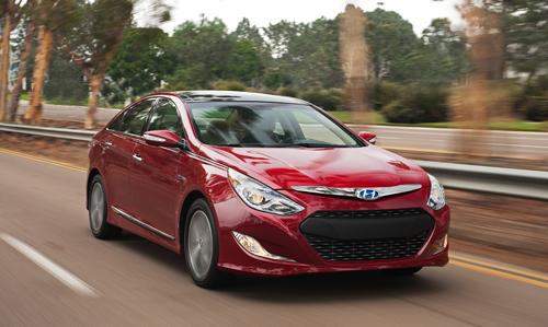 2017 Hyundai Sonata Hybrid Qualifies For 1 300 Tax Credit