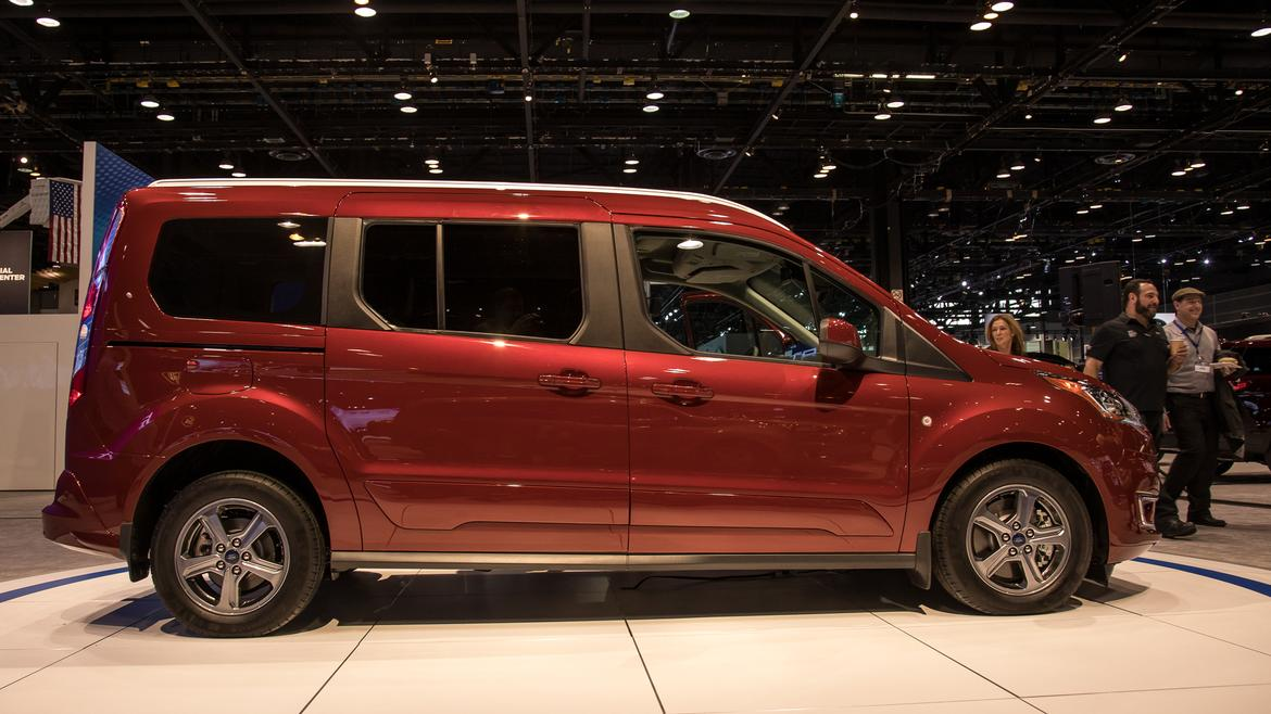 2019 ford transit connect wagon not fixing what ain 39 t broken news. Black Bedroom Furniture Sets. Home Design Ideas