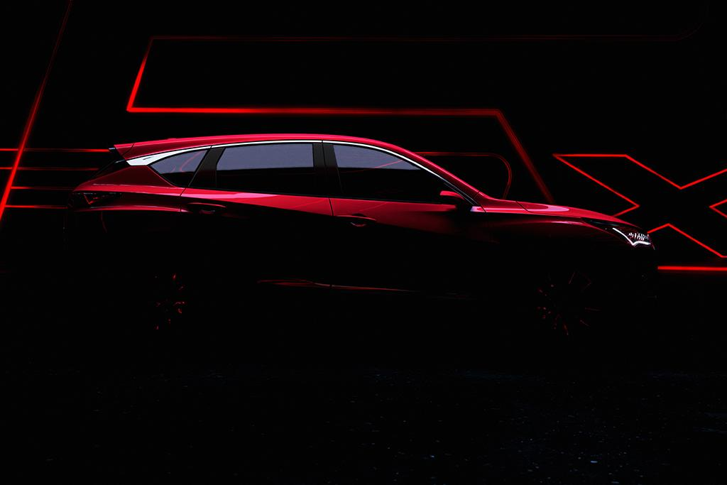 Acura RDX Prototype heading to 2018 NAIAS