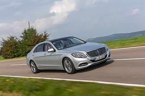 2015 Mercedes Benz S550 Plug In Hybrid First Look 15 Photos