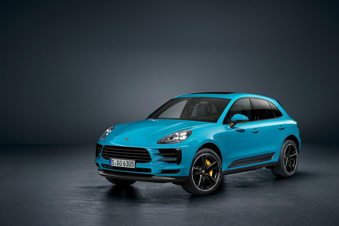 Macan You Hear Me Now 8 Reasons To Want Porsche S Updated 2019 Suv